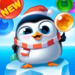 Bubble Penguin Friends MOD APK Unlimited Money 1.3.4