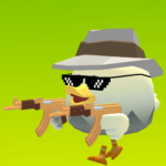 Chicken Gun MOD APK Unlimited Money 1.9.7