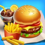 Cooking City chef restaurant cooking games MOD APK Unlimited Money 1.76.5017
