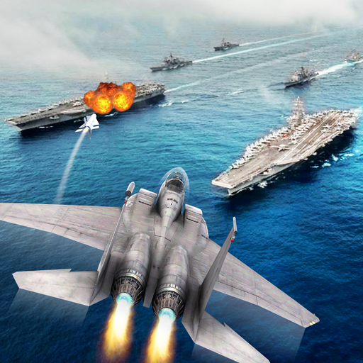 Fighter Jet Air Strike – New 2020 with VR MOD APK Unlimited Money 7.8.1