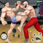 GYM Fighting Games Bodybuilder Trainer Fight PRO MOD APK Unlimited Money 1.2.1