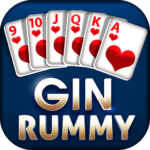 Gin Rummy – Best Free 2 Player Card Games MOD APK Unlimited Money 23.0