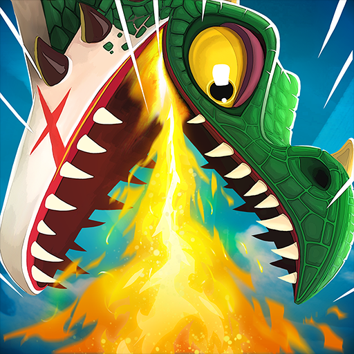 Hungry Dragon MOD APK Unlimited Money 2.10