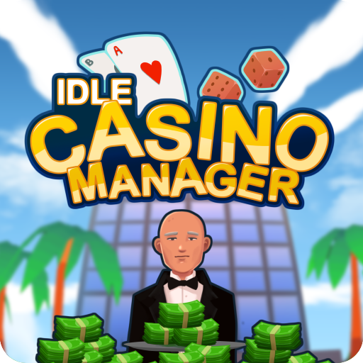 Idle Casino Manager – Business Tycoon Simulator MOD APK Unlimited Money 2.1.0