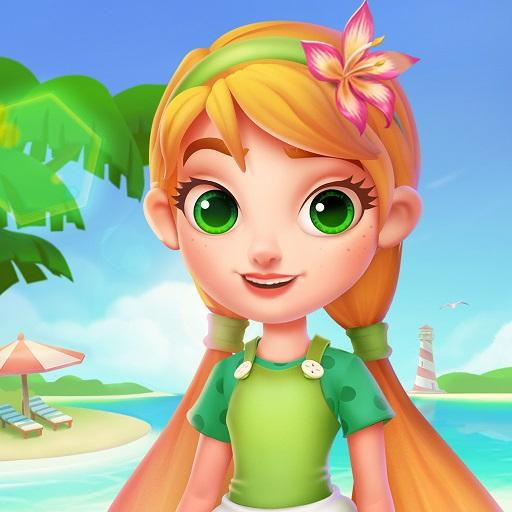 Jellipop Match-Decorate your dream island MOD APK Unlimited Money 7.6.2