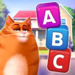 Kitty Scramble Word Finding Game MOD APK Unlimited Money 1.191.3
