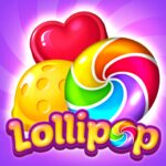 Lollipop Sweet Taste Match 3 MOD APK Unlimited Money 20.0819.00