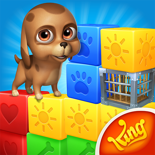 Pet Rescue Saga MOD APK Unlimited Money