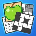 Puzzle Page – Crossword Sudoku Picross and more MOD APK Unlimited Money 3.2