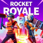 Rocket Royale MOD APK Unlimited Money 2.0.8