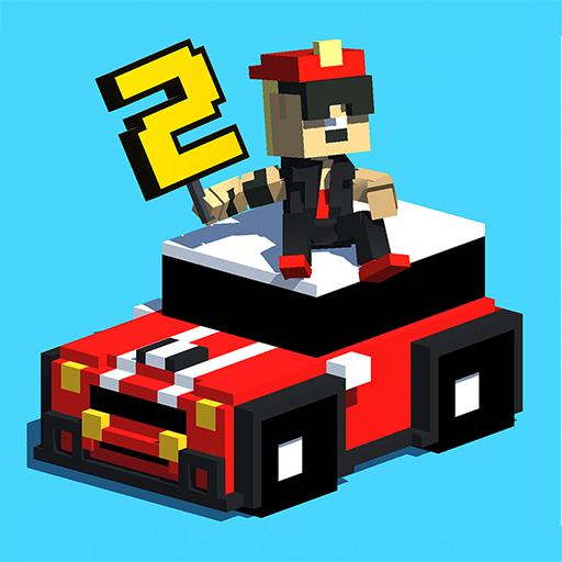 Smashy Road Wanted 2 MOD APK Unlimited Money 1.3