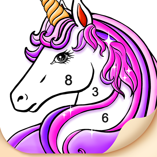 Tap Color- Color by Number Art Coloring Game MOD APK Unlimited Money 4.1.1