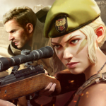 Z Day Hearts of Heroes MMO Strategy War MOD APK Unlimited Money 2.32.0