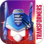 Angry Birds Transformers MOD APK Unlimited Money 2.6.0