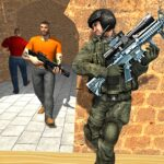 Anti-Terrorist Shooting Mission 2020 MOD APK Unlimited Money 3.0