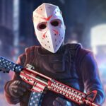 Armed Heist TPS 3D Sniper shooting gun games MOD APK Unlimited Money 2.0.0