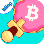 Bitcoin Food Fight – Get REAL Bitcoin MOD APK Unlimited Money 2.0.3