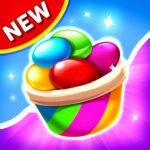 Candy Blast Mania – Match 3 Puzzle Game MOD APK Unlimited Money 1.4.0