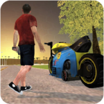 Car Theft of the Future MOD APK Unlimited Money 1.3