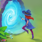 Charms of the Witch Magic Mystery Match 3 Games MOD APK Unlimited Money 2.21.1