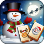 Christmas Mahjong Solitaire Holiday Fun MOD APK Unlimited Money 1.0.43
