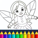 Coloring game for girls and women MOD APK Unlimited Money 14.6.2