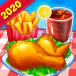 Cooking Dream Crazy Chef Restaurant Cooking Games MOD APK Unlimited Money 5.15.133