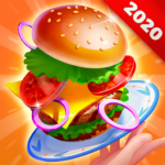 Cooking FrenzyFever Chef Restaurant Cooking Game MOD APK Unlimited Money 1.0.33
