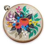Cross Stitch Club Color by Numbers with a Hoop MOD APK Unlimited Money 1.4.24