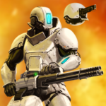 CyberSphere TPS Online Action-Shooting Game MOD APK Unlimited Money 2.03.64