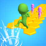 Do Not Fall .io MOD APK Unlimited Money 1.8.7