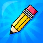 Draw N Guess Multiplayer MOD APK Unlimited Money 5.0.16