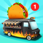 Food Truck Chef Cooking Games Delicious Diner MOD APK Unlimited Money 1.8.9