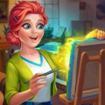 Gallery Coloring Book by Number Home Decor Game MOD APK Unlimited Money