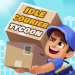 Idle Courier Tycoon – 3D Business Manager MOD APK Unlimited Money 1.2.1
