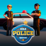 Idle Police Tycoon – Cops Game MOD APK Unlimited Money 1.0.0
