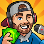 Idle Tuber – Become the worlds biggest Influencer MOD APK Unlimited Money 1.3.2