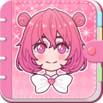 Lily Diary Dress Up Game MOD APK Unlimited Money 1.0.8