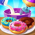 Make Donut – Interesting Cooking Game MOD APK Unlimited Money 5.2.5026