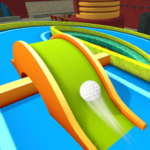 Mini Golf 3D City Stars Arcade – Multiplayer Rival MOD APK Unlimited Money 23.1