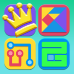 Puzzle King – Puzzle Games Collection MOD APK Unlimited Money 2.0.1
