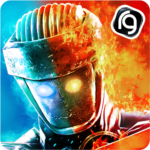Real Steel Boxing Champions MOD APK Unlimited Money 2.5.121