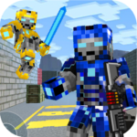 Rescue Robots Sniper Survival MOD APK Unlimited Money 1.87