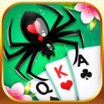 Spider Solitaire Fun MOD APK Unlimited Money 1.0.23