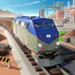 Train Station 2 Rail Strategy Transport Tycoon MOD APK Unlimited Money 1.27.1