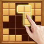 Wood Block Puzzle – Free Classic Block Puzzle Game MOD APK Unlimited Money 1.9.8