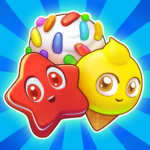 Candy Riddles Free Match 3 Puzzle MOD APK Unlimited Money 1.198.1