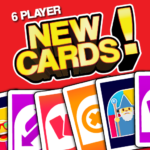 Card Party Uno Online Games with Friends Family MOD APK Unlimited Money 10000000086