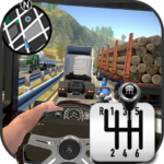 Cargo Delivery Truck Parking Simulator Games 2020 MOD APK Unlimited Money 1.17