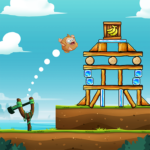 Catapult Quest MOD APK Unlimited Money 1.1.2